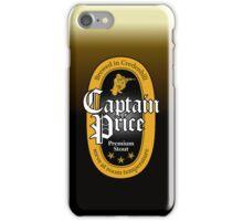 Captain Price Premium Stout iPhone Case/Skin
