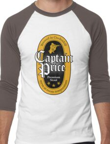 Captain Price Premium Stout Men's Baseball ¾ T-Shirt