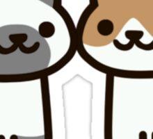 Neko Atsume- Kitty Love Sticker