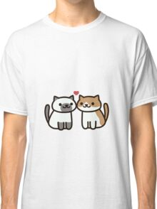 Neko Atsume- Kitty Love Classic T-Shirt