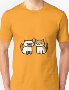 Neko Atsume- Kitty Love Unisex T-Shirt