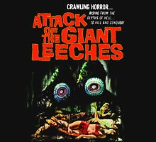 Attack of the giant leeches poster Unisex T-Shirt