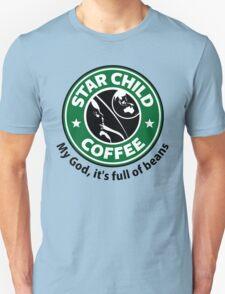 Star Child Coffee T-Shirt