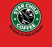 Star Child Coffee Unisex T-Shirt