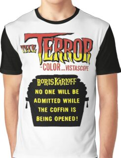 The terror title poster Graphic T-Shirt