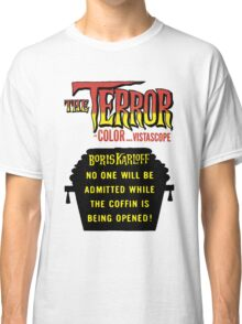 The terror title poster Classic T-Shirt
