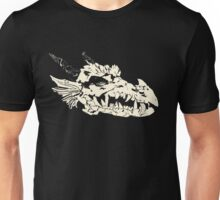 Ancient Dragon Skull Unisex T-Shirt
