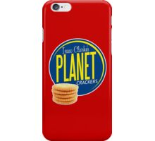 Isaac Clarke's Planet Crackers iPhone Case/Skin