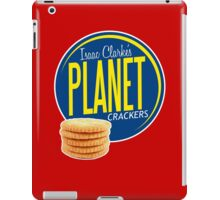 Isaac Clarke's Planet Crackers iPad Case/Skin