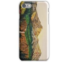 """""""Mountains of Freedom"""" by Curtis Caton iPhone Case/Skin"""