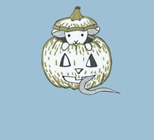 Peekaboo Halloween Mouse Unisex T-Shirt