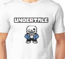 ❤ ♥ Undertale Sans Colored ♥ ❤ Unisex T-Shirt