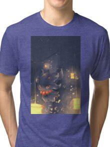 Lantern Misdreavus Tri-blend T-Shirt