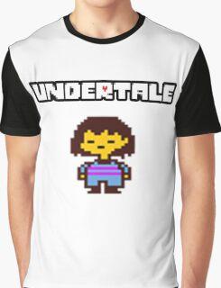 ❤ ♥ Undertale Frisk ♥ ❤ Graphic T-Shirt