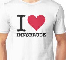 I Love Innsbruck Unisex T-Shirt