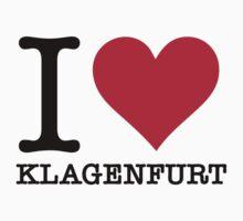 I Love Klagenfurt by artpolitic