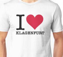 I Love Klagenfurt Unisex T-Shirt
