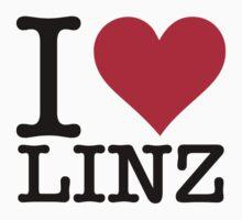 I Love Linz by artpolitic