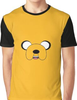 The Face of Jake Graphic T-Shirt