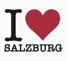 I Love Salzburg by artpolitic