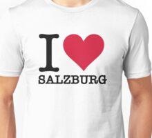 I Love Salzburg Unisex T-Shirt