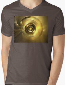 Lakshmi Mens V-Neck T-Shirt