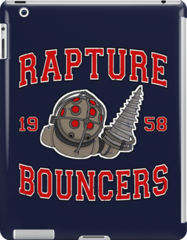Rapture Bouncers - Big Daddy by Adho1982