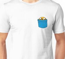 Just Jake in the Pocket Unisex T-Shirt