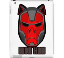 Iron HAm iPad Case/Skin