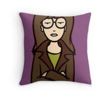 Daria Throw Pillow