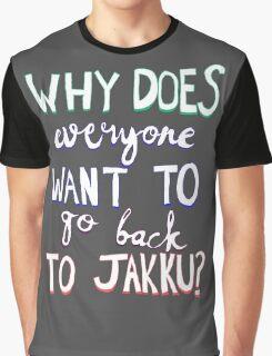 Jakku Graphic T-Shirt