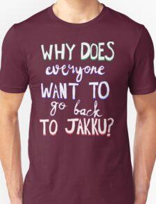 Jakku Unisex T-Shirt