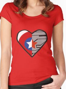 Stucky Women's Fitted Scoop T-Shirt