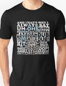 Wubba lubba dub dub Unisex T-Shirt