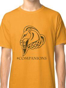 Whiterun - #Companions Classic T-Shirt