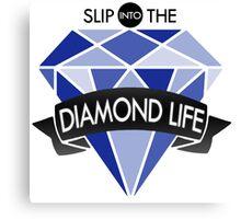Seventeen/17 'Shining Diamond' Lyrics KPOP Canvas Print