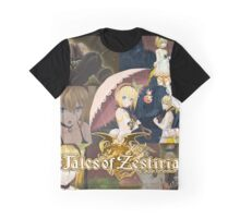 TALES OF ZESTIRIA · TSHIRT earth seraph(s) ~ Edna Graphic T-Shirt