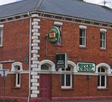 Hotel Cecil, Zeehan, Tasmania, Australia Sticker