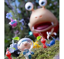 pikmin olamar and co by rtown66