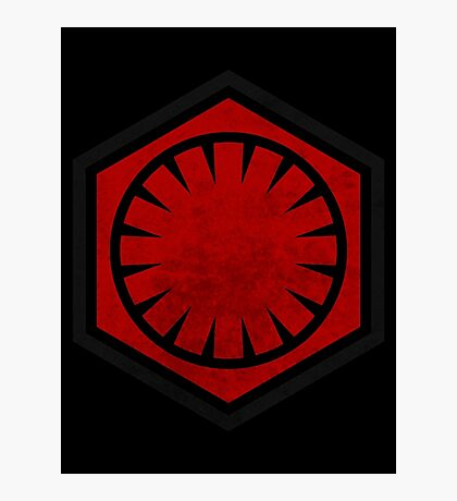 Star Wars - First Order Photographic Print