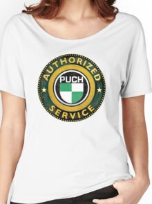 PUCH authorized service Women's Relaxed Fit T-Shirt