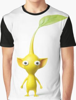 yellow pikmin Graphic T-Shirt