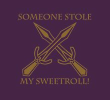 Riften - Someone Stole My Sweetroll! T-Shirt