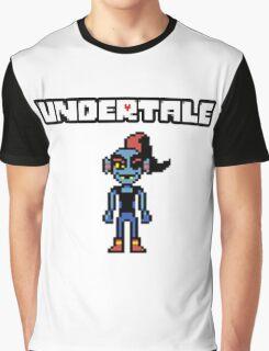 ❤ ♥ Undertale Undyne ♥ ❤ Graphic T-Shirt