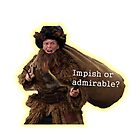 The Office Belsnickel by caitlinkrose