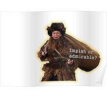 The Office Belsnickel Poster