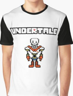 ❤ ♥ Undertale Papyrus Colored ♥ ❤ Graphic T-Shirt