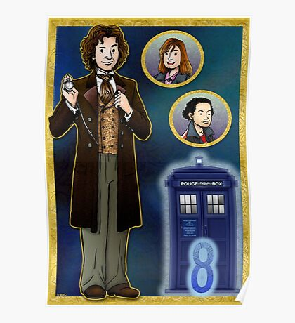 Timelord Conscientious Poster