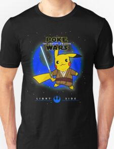 Poke Wars - The Lighting Awakens - Light Version T-Shirt