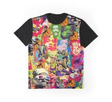 Graffiti collage  Graphic T-Shirt